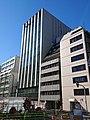 Daiichi Sankyo Nihonbashi Building, at Nihonbashi, Chuo, Tokyo (2019-01-02) 02.jpg