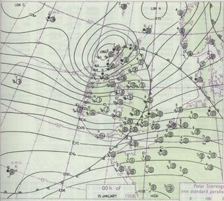 1968 Scotland storm