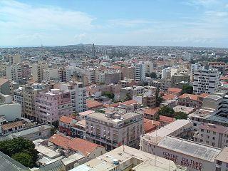 Dakar Capital of Senegal