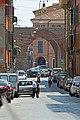 Dall'antica Strata Maior (Strada Maggiore) alla via Aemilia (oggi via Mazzini) attraverso Porta Maggiore - panoramio - Carlo Pelagalli.jpg