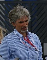 Damon Hill 2006