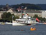 Dampfschiff Stadt Rapperswil - General-Guisan-Quai 2013-07-25 19-19-55 (P7700).JPG