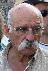 Dan Bahat - Israeli archeologist.jpg