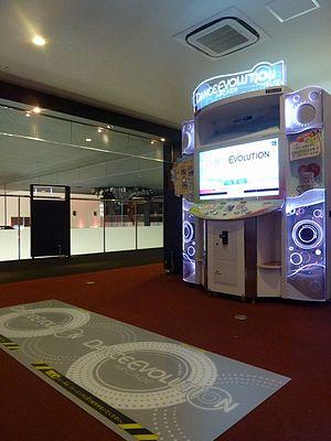 Dance Evolution - Dance Evolution Arcade