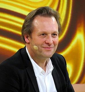 Daniel Birnbaum Swedish art critic