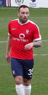 Danny Holmes English footballer