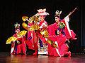 Danses d'Okinawa (musée Guimet, Paris) (11152072573).jpg