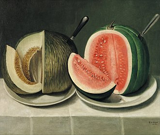 Mathaf: Arab Museum of Modern Art - Image: Daoud Corm Melons Google Art Project