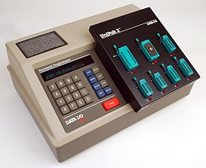 Data I/O - Data I/O Model 29B Universal Programmer with a UniPak 2