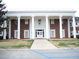 Jacksonville State University - Clarence W. Daugette, Jr. International House