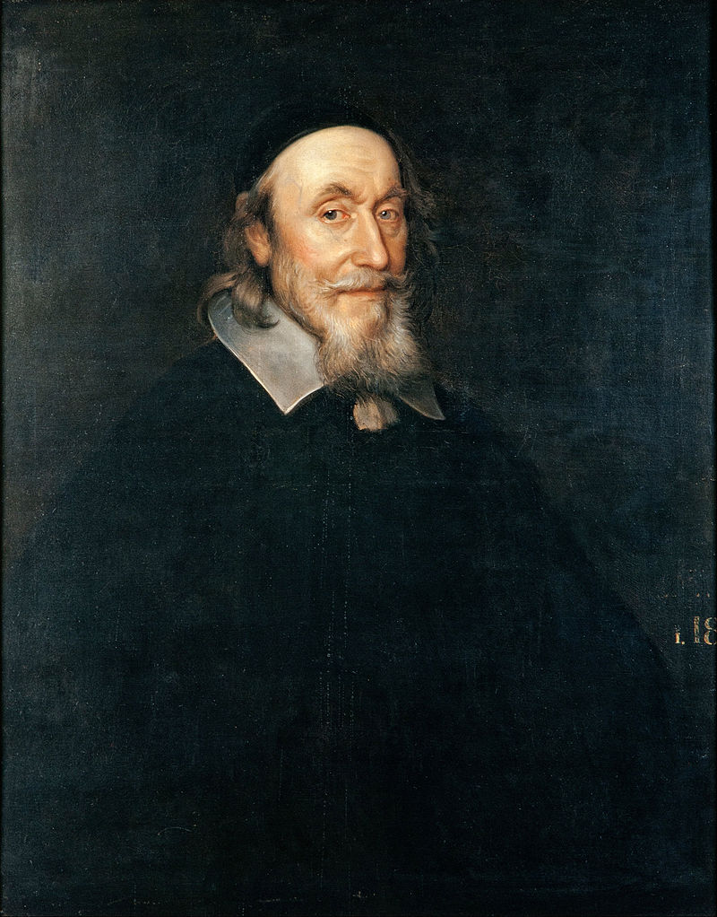 Portrait of Axel Oxenstierna