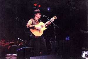 David Gates - Gates performing at the Mohegan Sun Casino, Connecticut in 2006