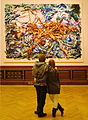 David LaChapelle Tak pravil LaChapelle, Galerie Rudolfinum, Praha, 2011 12 08.JPG
