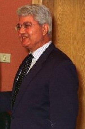 David Levy (Israeli politician) - Image: David Levy