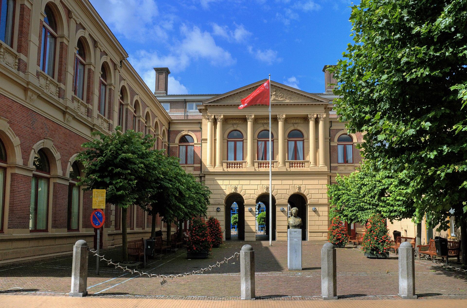 De Harmonie Groningen Wikipedia
