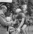 De klassieker van Chaam. Aankomst van renners, Bestanddeelnr 912-7989.jpg