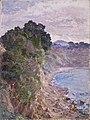 De klippenkust van Sanary (Provence), Anna Boch, Koninklijk Museum voor Schone Kunsten Gent, 1936-O.jpg