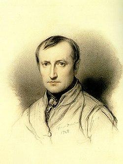 Delaroche autoportrait fusain 1838.jpg