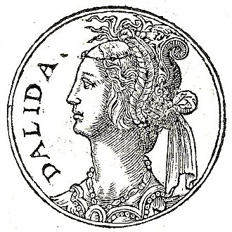 Delilah - Delilah from the Promptuarium Iconum Insigniorum