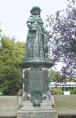 Denkmal Frl Maria Jever