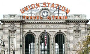 LoDo, Denver - Union Station in LoDo