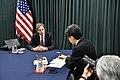 Deputy Secretary Blinken is Interviewed by Asahi Shimbun's Tsutomu Ishiai During His Visit to Tokyo (25899700164).jpg