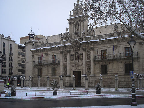 University of Valladolid's Law School Derecho Valladolid 1.jpg