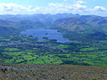 Derwentwater etc from Skiddaw Little Man.jpg