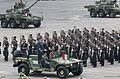 Desfile Militar Conmemorativo del CCV Aniversario del Inicio de la Independencia de México. (20852045344).jpg