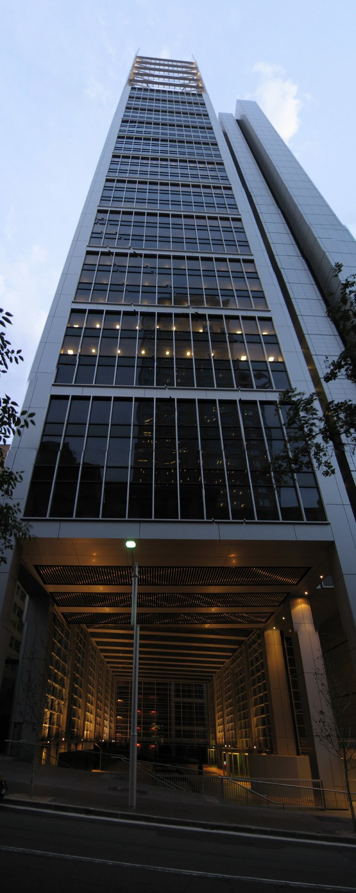 Deutsche Bank building - Sydney