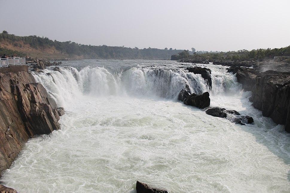 Dhuandhar Waterfall