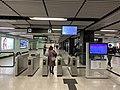 Diamond Hill Kwun Tong Line entry gate 14-02-2020.jpg