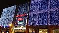 Die Flensburg Galerie zur Weihnachtszeit mit LED Glitter - panoramio.jpg