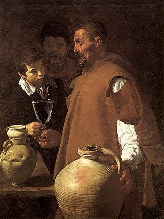Saint Paul (Velázquez) - Image: Diego Velázquez The Waterseller of Seville WGA24366