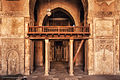 Dikka and Mihrab of the Ibn Tulun Mosque in Cairo.jpg