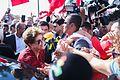 Dilma deixa o Palácio da Alvorada e segue para Porto Alegre (28880629404).jpg