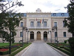 Province of Cuenca - Cuenca provincial parliament