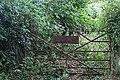 Disused Gate - geograph.org.uk - 215944.jpg
