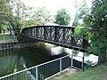 Disused railway bridge, Spalding (geograph 2027061).jpg