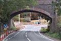 Disused railway bridge at Cawston (1) - geograph.org.uk - 1493479.jpg