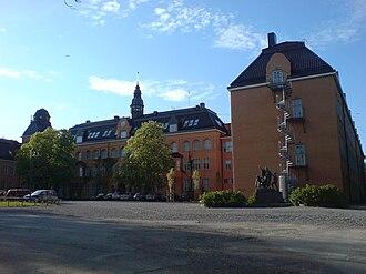 Djursholms samskola - Djursholms samskola