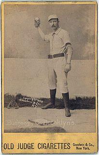 Doc Bushong American baseball player