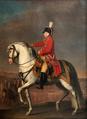 Dom João, Príncipe Regente, passando revista às tropas na Azambuja - Domingos Sequeira, 1803.png