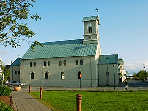 Christian state - Reykjavik Cathedral, mother Church of the Evangelical Lutheran Church of Iceland