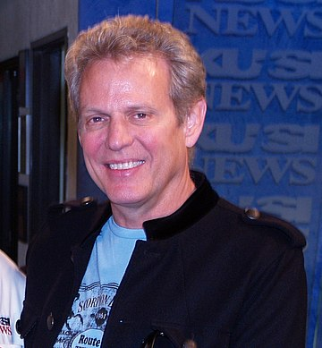 "Don Felder composed the melody for ""Hotel California."" DonFelderByPhilKonstantin.JPG"