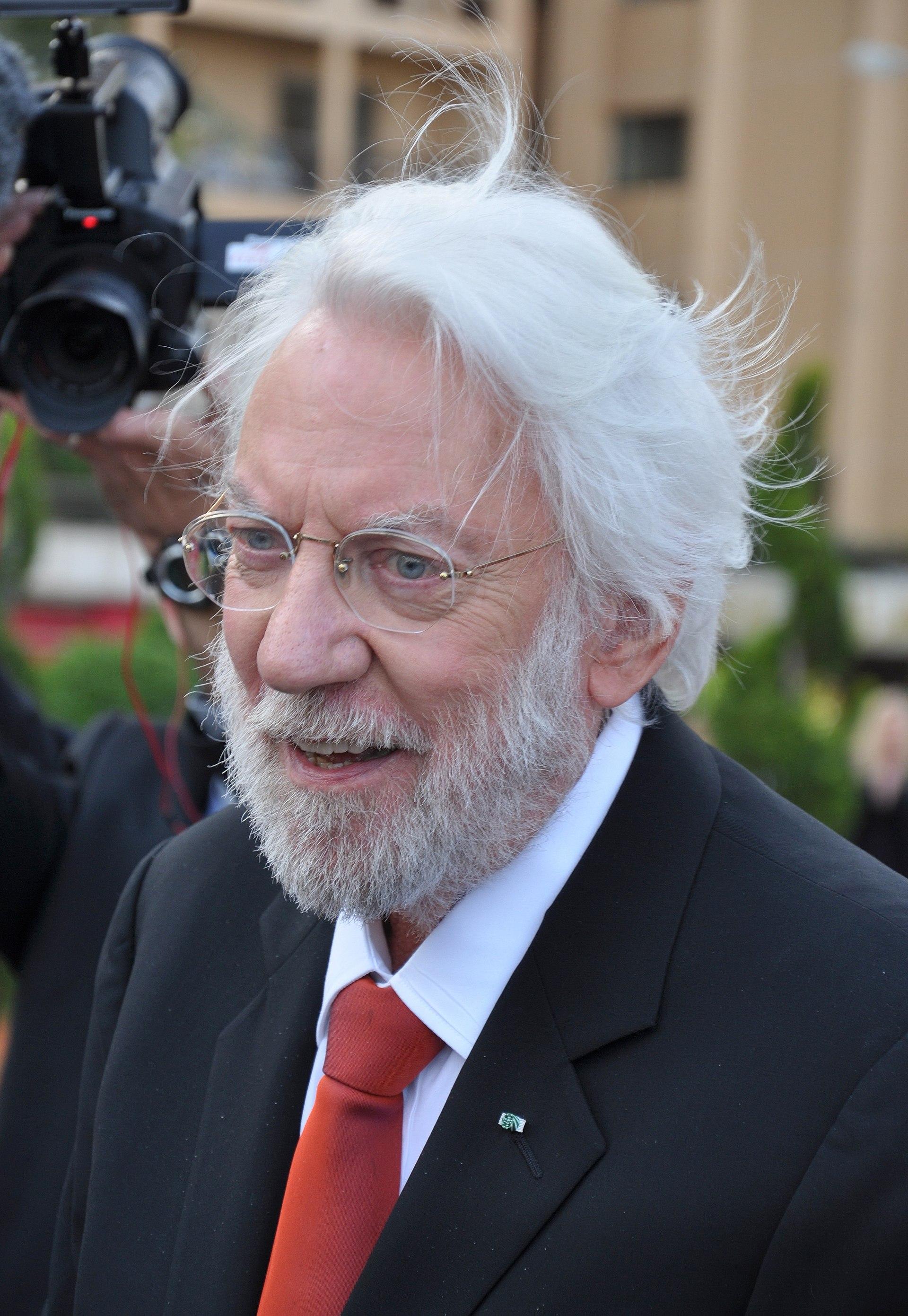 Donald Sutherland Wikipedia