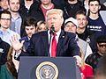 Donald Trump in Ypsilanti (33998674940) (cropped1).jpg