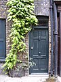 Doorway, Puma Court, Spitalfields, London - geograph.org.uk - 983012.jpg