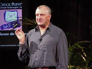 Douglas Adams - Adams in March 2000