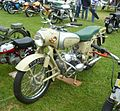 Douglas Dragonfly, Abergavenny steam rally, 2015.jpg